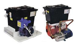 AGAP and MEDIGAP Pump Sets