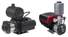 CM/B(E) Horizontal Multi-Stage Booster Pumps
