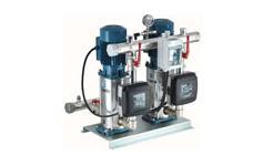 Easymat 2MXV-B Twin Booster Pump Sets
