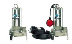 Calpeda GXV/GXC (m) Waste Water Pumps