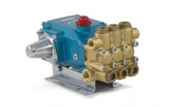 Direct Drive - Solid Shaft - Brass Manifold (Bell Housing)