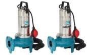 Calpeda GQV(M) Vortex Submersible Pumps