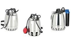 GXR Submersible Drainage Pumps