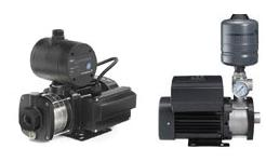 Grundfos CM/B(E) Horizontal Multi-Stage Home Booster