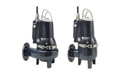 SL1 and SLV Sewage Pumps with Auto-Adapt