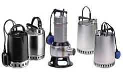 Grundfos Submersible Pumps (CC, KP, AP, APB)