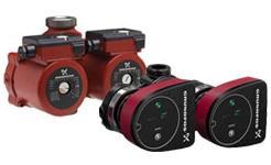 Grundfos Twin Head Light Commercial Circulators 240V