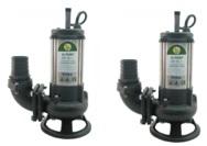 JST SK Sewage Single Channel Cutter Pumps 415v
