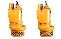 JST KB & KBH (High Head) Heavy Duty Sand, Silt & Slurry Pumps 415V