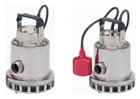 Omnia Stainless Steel Vortex Submersible Pumps