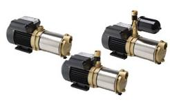 CH/CH-FL/CH-B Horizontal Multi-Stage Booster Pumps