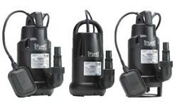 Stuart Turner Supersub / Supervort Submersible Drainage Pumps