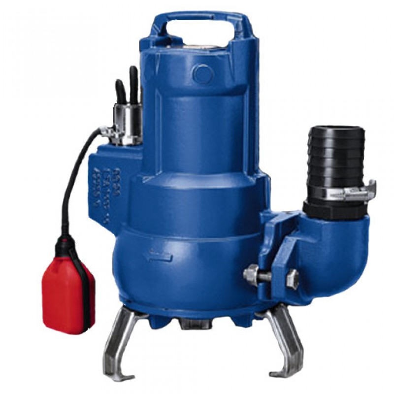 KSB AMA-Porter Submersible Waste Water and Sewage Cutter Pumps 240V