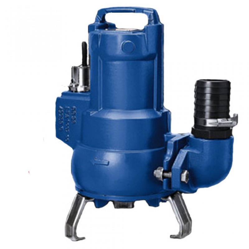 KSB AMA-Porter Submersible Waste Water and Sewage Cutter Pump 415V