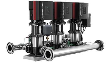 Hydro Multi-E 3 CRIE10 Series