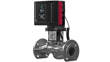 Grundfos TPE3 Stainless Steel Single Head In Line 240v