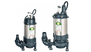JS GST Submersible Grinder Pumps 110v & 240v