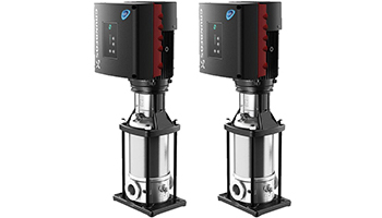 CRE Vertical Multi-Stage Pumps 415v
