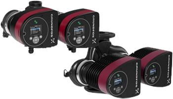 Magna3 D Twin Head Variable Speed Circulators