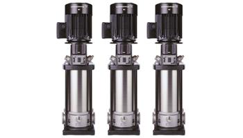 CRI Vertical Multi-Stage Pumps 240V