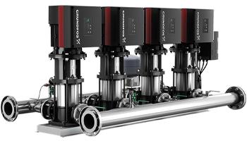 Hydro Multi-E 4 CRIE10 Series