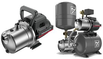 Grundfos JP4 Pumps and Sets