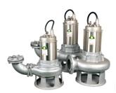 JS SKSS 316 Stainless Steel Single Channel Cutter Pumps
