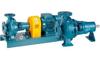 N Series Centrifugal Pumps