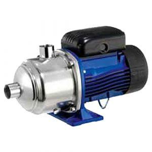 Lowara 1HM06S03M5HVBE (e-HM) Stainless Steel Horizontal Multi-Stage Pump 240V