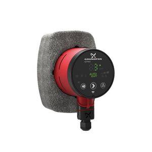 Grundfos Alpha2 25-80N (180) Hot Water Circulator with Auto Adapt 240v