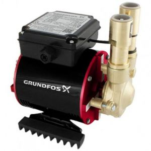 Amazon Single Impeller Positive Head Heavy Duty Brass Regenerative Shower Pump 240V