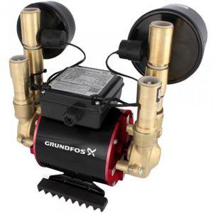 Amazon Universal Twin Impeller Negative Head Heavy Duty Brass Regenerative Shower Pump 240V