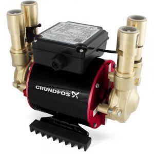 Amazon Twin Impeller Positive Head Heavy Duty Brass Regenerative Shower Pump 240V