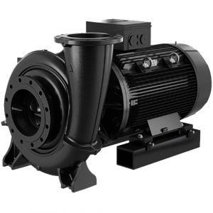 NB 32-125/142 A F A E BQQE Single Stage End Suction 2900RPM 3kW Pump 415V