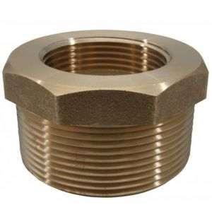 "3/4"" - 1/2"" (20mm-13mm) Brass Reducer Bushes"