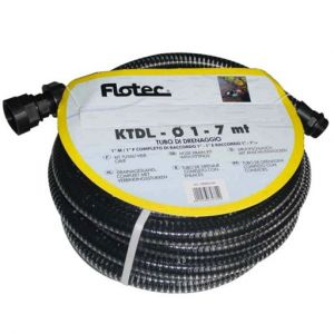 """7m delivery hose kit for 1 1/4"""" submersible drainage pumps"""