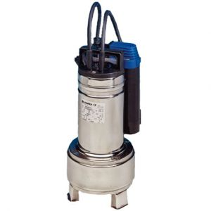 Lowara DOMO7/B GT UK Waste Water Pump with Tube Floatswitch 240V