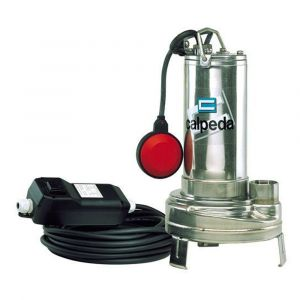 Calpeda GXVm 40B Automtic Sewage Submersible Pump (with floatswitch) 240V