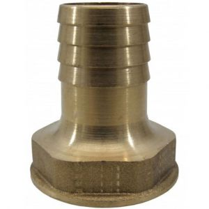 Brass Hose Tail - Female