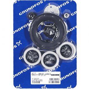 SP1A & SP2A Splined Shaft Wear Parts Kit 7-9 Stage Spline Shaft Pump