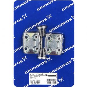 Grundfos Coupling Kit for CRN 1S/1 (stages 1-15), CRN 3 (stages 1-5), CRN 5 (stage 2), CRNE 1 (stages 1-6), CRNE 3 (stages 2-4), CRNE 5 (stage 2), SPK 1 (stages 11-23), SPK 2 (stages 8-15) and SPK 4 (stages 1-8)