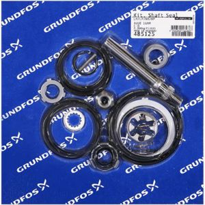 LM / LP / NM / NP Wear Parts Kit  16mm (AUUE) Contains Shaft Seal And Shaft