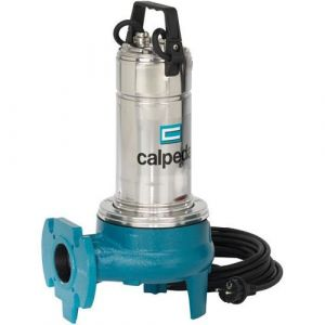 Calpeda GQV 50-9 Submersible Vortex Pump Without Float 415v