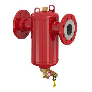 """Flamcovent Clean Smart 50F - 2"""" Flanged Inline Dirt Separator 10 Bar"""