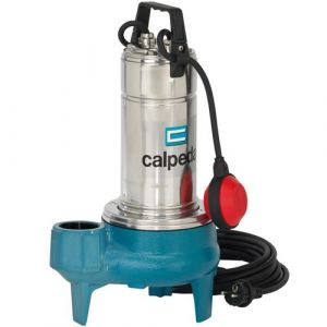 Calpeda GQS 50-13 CG Submersible Vortex Pump With Float 415v