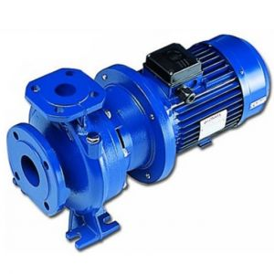 Lowara FHS 100-200/370 Centrifugal Pump 415V replaced with NSCS 100-200/370