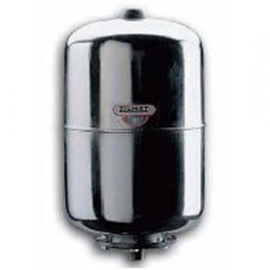 Lowara 2LV Vertical Stainless Steel Expansion Tank - 10 Bar Rated
