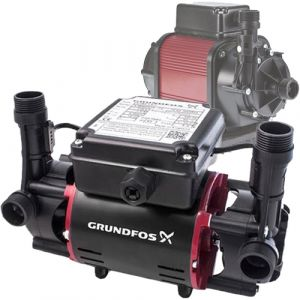 Danube STL-1.5C Low Voltage Twin Impeller Shower Pump Replaced with Grundfos STR2-1.5 C