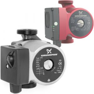 Grundfos UPS 25-60 (130mm) Domestic Circulator Pump 240V replaced with UPS 25-65 (130)(52900780)
