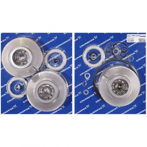 CRN16 120 To 160 Wear Parts Kit